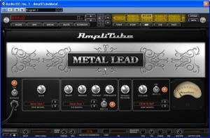 Amplitube Metal Amplifier